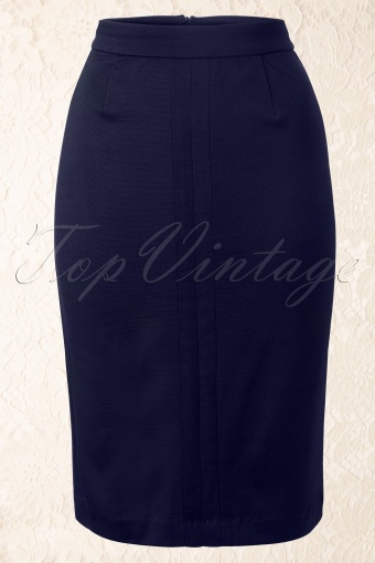 Fever  50s Joni Skirt in Black 12144 20140204 0009W