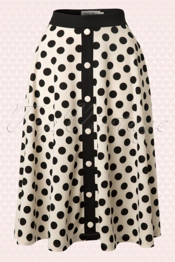 Bettie Page Clothing  Ramsey Skirt 122 59 12725 20140306 0006 FrontW