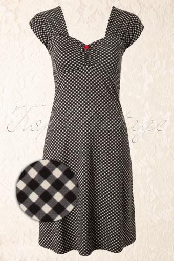 King Louie  Heidi Dress Black 107 14 12310 20140124 0002W