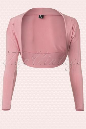 Banned  Bolero in dust pink 141 40 12733 20140305 0006W