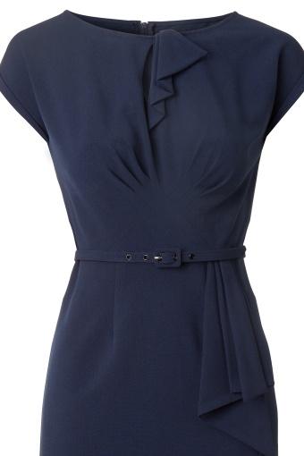 Vintage Blue Dresses