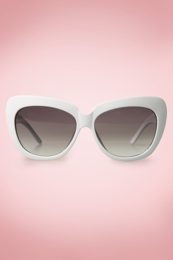 So Retro Florida Sunglasses White 12816 20140312 0006Op Roze