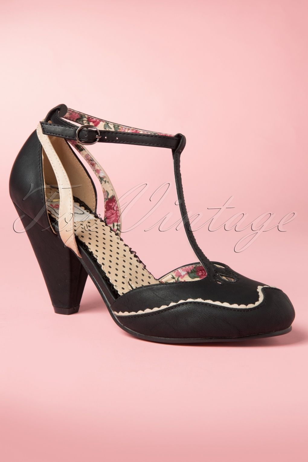 Bettie Page Shoe Sizing
