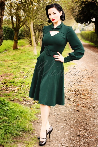 Miss Candyfloss Babette 1940s dress 105 40 11902 20131112 AvaW