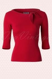 Heart of Haute Mandie Bee Top Red 110 20 12946 20140605 0002W