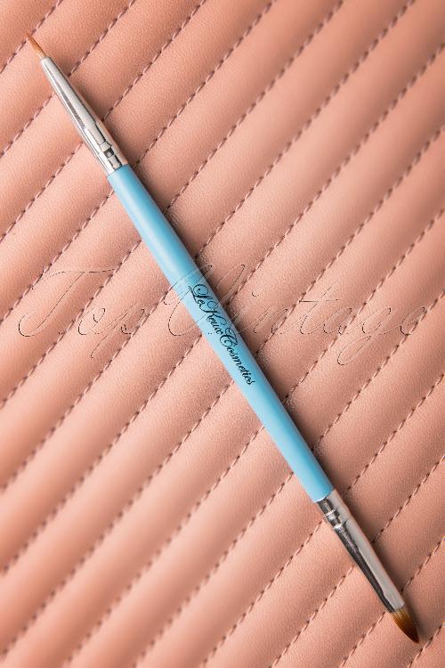 Le Keux Cosmetics Lip and eyeliner Brush 12503 20140523 0003W