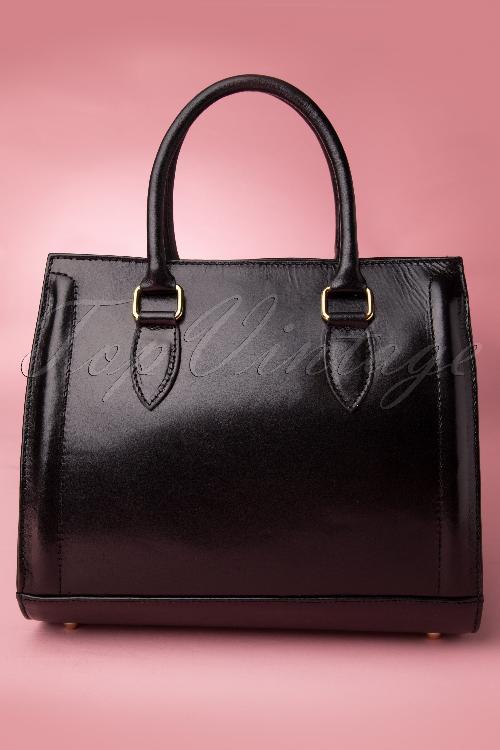 Vava Vintage Leather bag in Black 212 10 13017 20140607 0017W