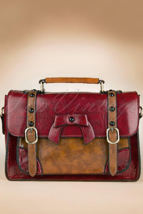 Banned red handbag 212 20 12770 20140610 0001w