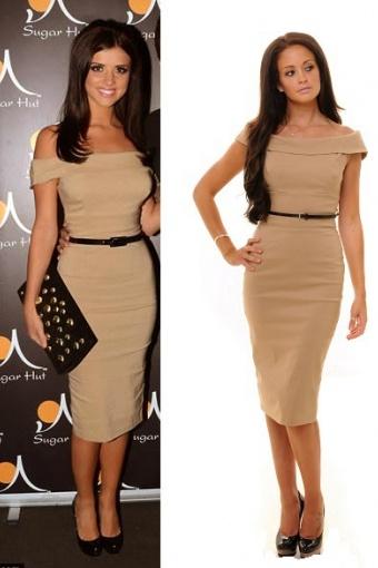 Bardot Dress So couture TopVintage comp
