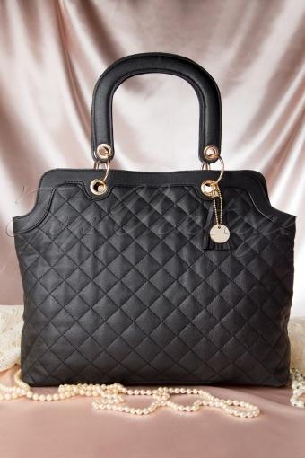 Kaytie Wu  black handbag  13429 20140629 0003w