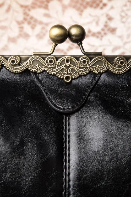 a8f86866c1f Kaytie Vintage Frame Kissslock Bag Black 212 10 13378 20140719 0026