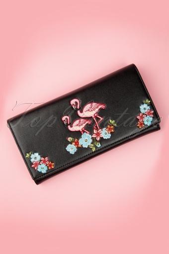 Banned Black Flamingo Wallet 220 10 14190 20140826 0004W