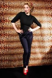 Tatyana Pullover Black 14161 01W