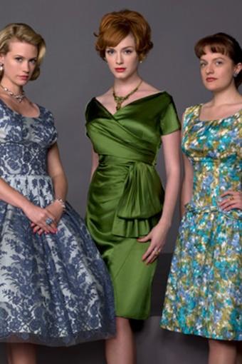 60s Ava Pencil Dress in Jade Green