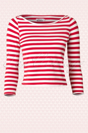 check out wholesale sales buy online Sylvia T-shirt in Red and White