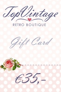 Gift card € 35