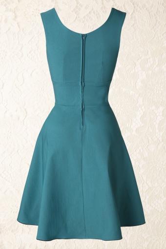dc551d3725fd Steady Clothing 105 30 14296 Diva Swing Dress Teal 20141209 0003W