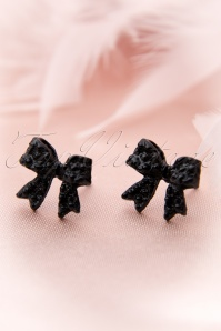 From Paris With Love Go With The Bow Earstuds 330 10 10163 20141111 0009W