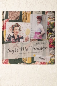 Style me vintage Hair Styling Book 1