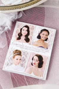 Create Vintage Inspired Wedding Hairstyles Book 530 99 14852 01212015 01W