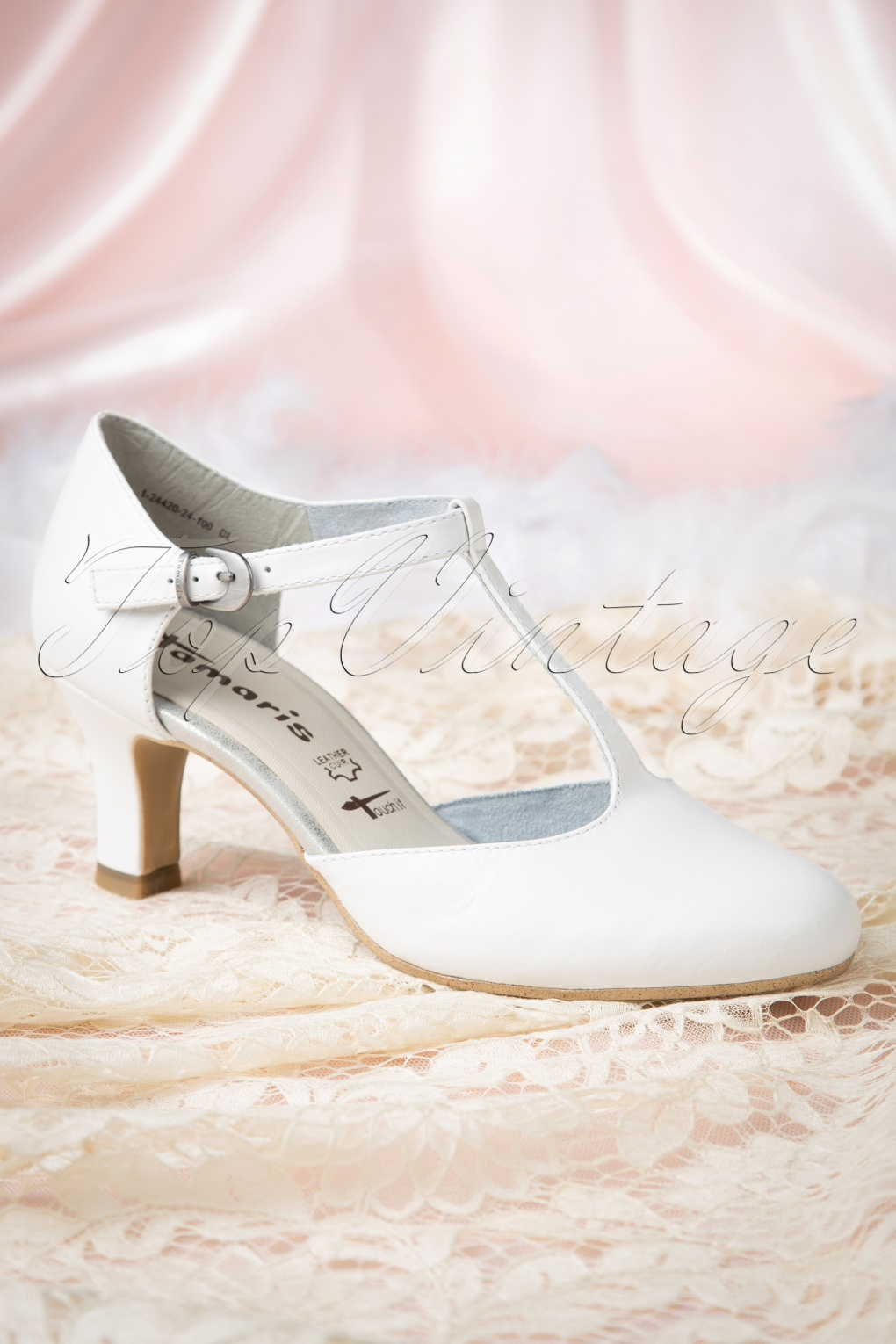 White Leather Shoes For Sale