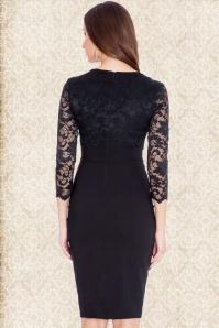 Vintage Chic pencil dress 100 10 14809 01292015 03