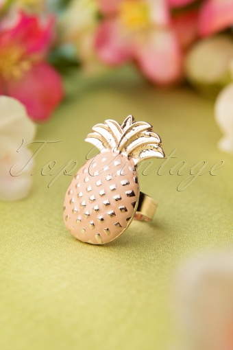 Darling Divine  Tropical Pineapple Ring  321 22 14929 20150212 0014W