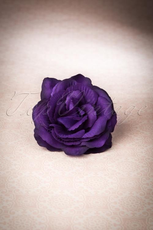 Rosie Rose hairclip 200 60 15047 20150227 001W crop