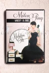 DVD Modern Pinup MakeUp & Hair