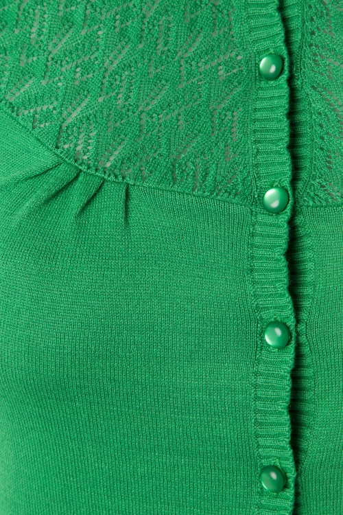 groen vestje king louie