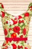 Vixen Apple Floral Pencil Dress 100 49 15270 20150210 06