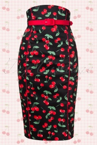 Bunny Cherry Pop Pin up Skirt 120 14 14675 20150319 0005W