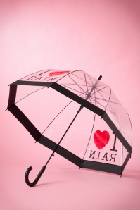 So Rainy 50s I Love Rain Umbrella 270 98 11079 02042015 06