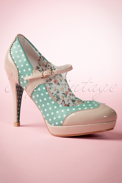 f6269bcb3a3576 Banned Mary Jane Pump Nude Mint 402 29 15138 03092015 06W