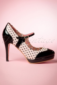 Banned Mary Jane Pump black nude 402 14 15141 03092015 05W