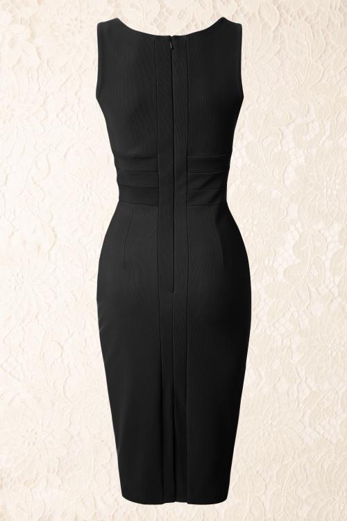 Diva catwalk black dress