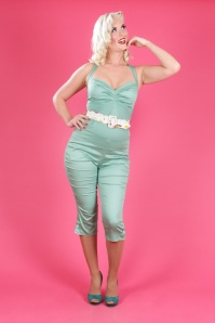 Miss Candyfloss Mint Jumpsuit with Cake Belt 133 40 14882 20150410 1