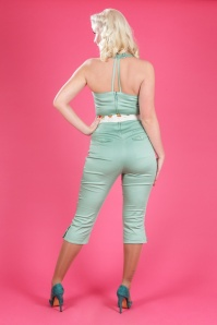 Miss Candyfloss Mint Jumpsuit with Cake Belt 133 40 14882 20150410 2