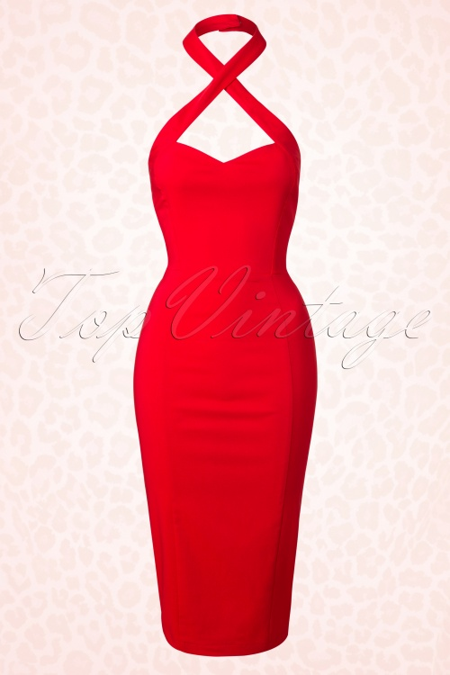 1b103db8585 Collectif Clothing Penny Pencil Dress Red 100 20 15575 20150414 0004W