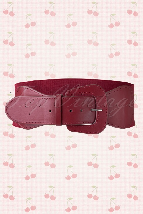 Bunny Rizzo Belt Red 230 20 14641 03232015 04W