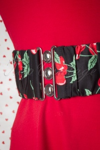 Bunny Black Cherry Belt 230 14 14869 20150415 004W