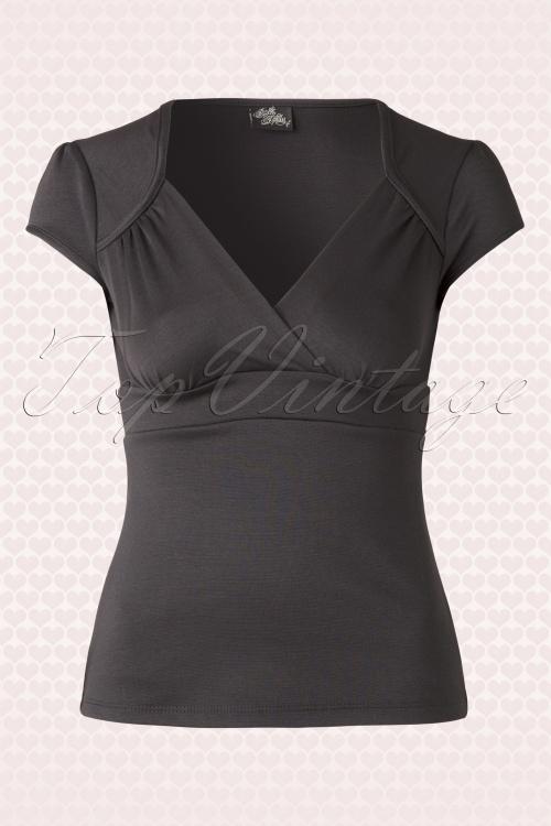 Steady Clothing Lush Top Black 111 10 15114 20150429 005W