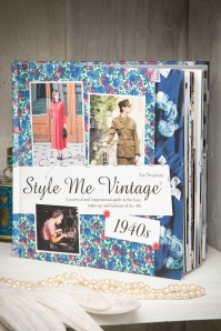 Style Me Vintage Inspirational Guide To The Hair Make-up And Fashion Of The 40s