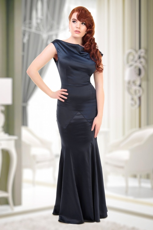 Ingrid Fishtail Dress