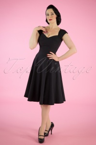 IMG 2271Stop Staring Mad Men Swing Dress 10002W