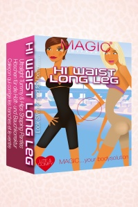 Magic Bodyfashion Hi Waist Long Leg Skin 170 52 15858 03