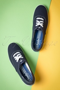 Keds Champion Sneakers Navy 451 31 15955 05032015 11W