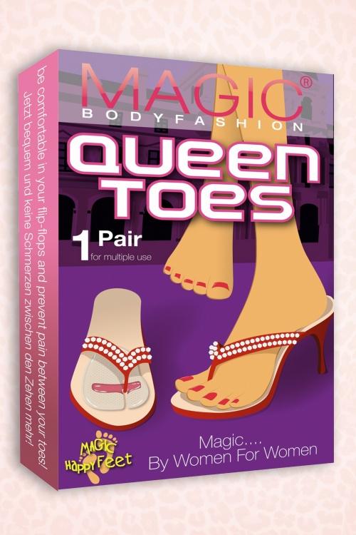 Magic Bodyfashion Queen Toes 208 98 15861 01