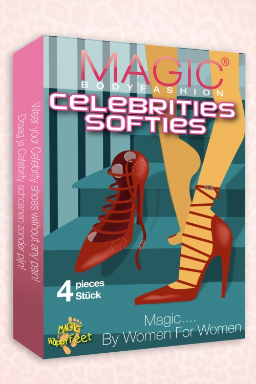 Magic Bodyfashion Celebrities Softies 208 98 15864 02