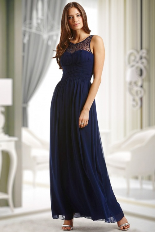 1b3ab829afdfc0 Little Mistress Navy Blue Embellished Pearl Maxi Dress 108 31 15390 1